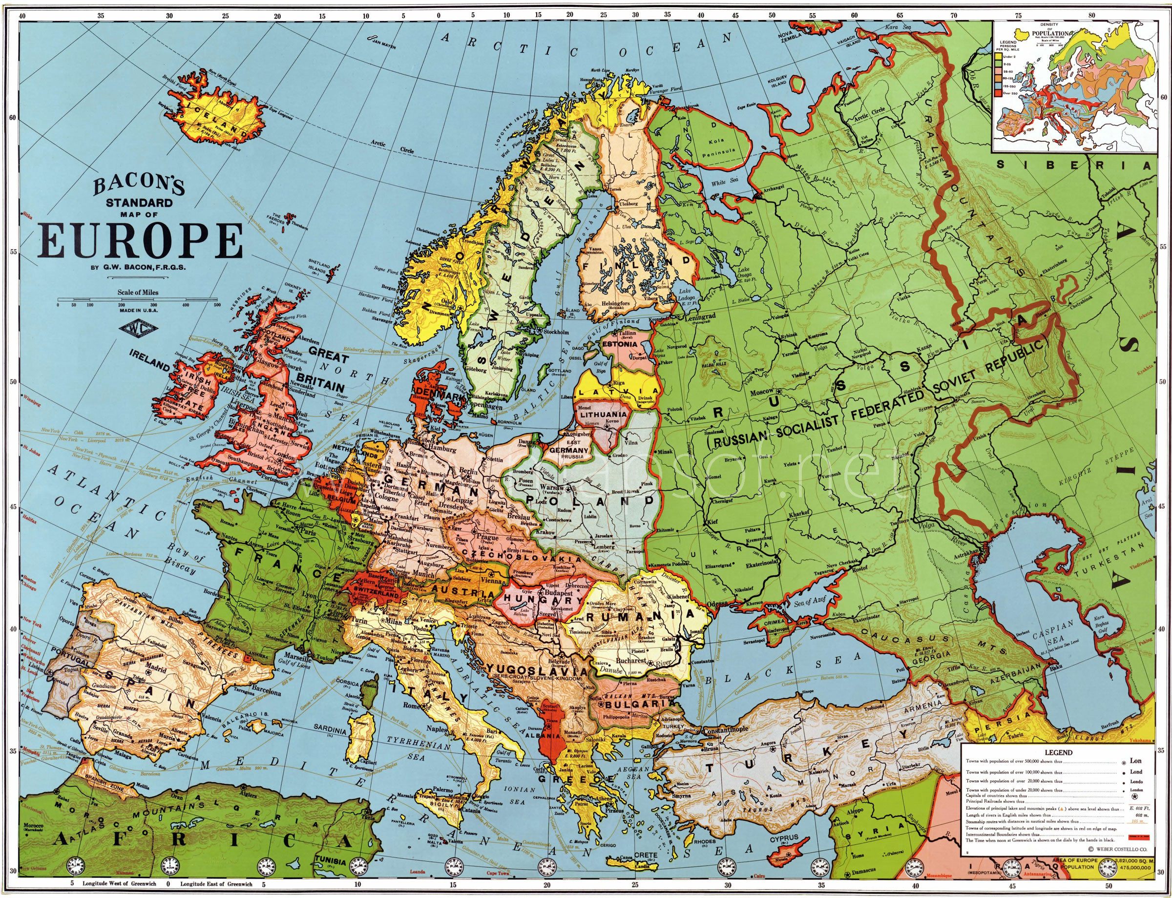 old maps – European Travel Maps